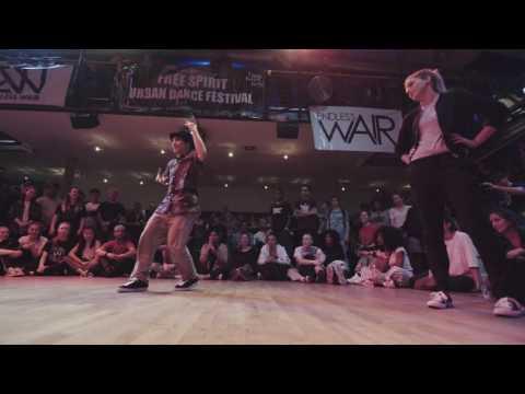 Volt vs Babs MUSICOLOGY 1/4 Final (Funk)