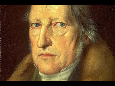 [PHILO] Portrait biographique - Hegel