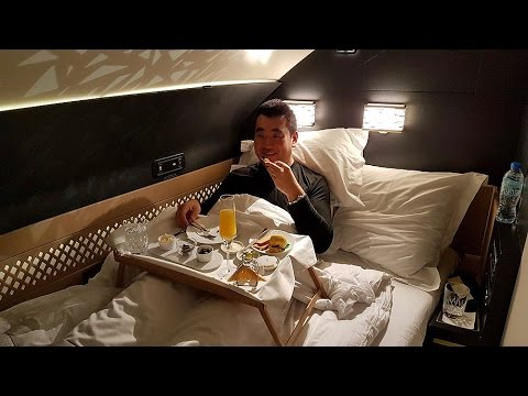 Thumbnail: Etihad A380 The Residence Complete Flight Review