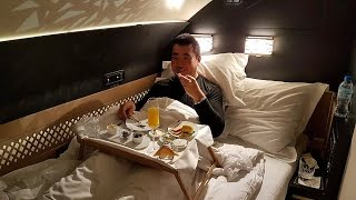 Top 10 Airlines - Etihad A380 The Residence Complete Flight Review