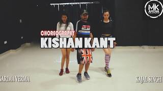 'Aaj Raat Ka Scene' Feat' Badshah & Shraddha Pandit Jazbaa ( Choreography by Krishan Kant)