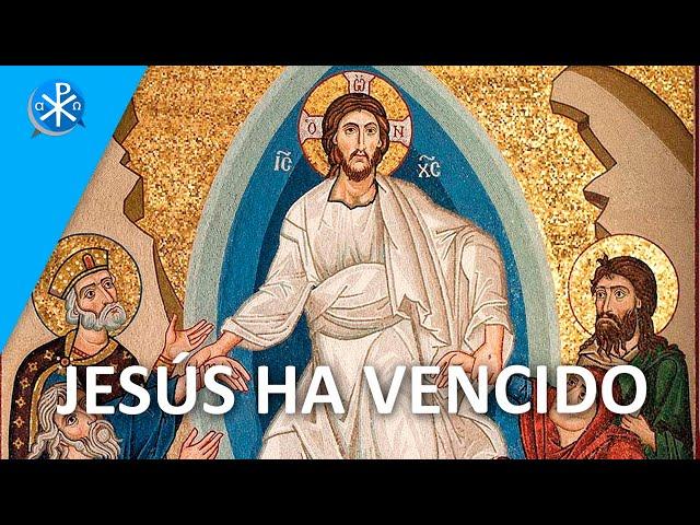 Jesús ha vencido   Perseverancia - P. Gustavo Lombardo