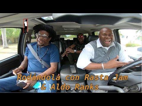 Rodándola con Rasta Jam & Aldo Ranks - Da Flow Internacional