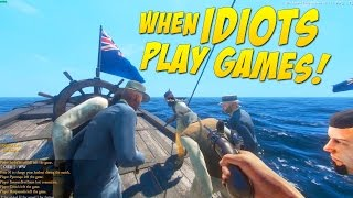 Pirate Squad! (When Idiots Play Games #30)