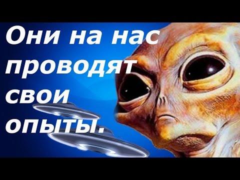 Инопланетное вторжение. Контакты