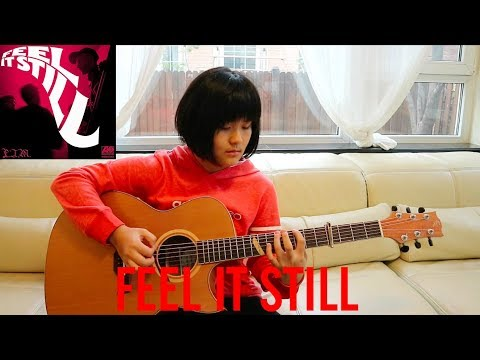 Feel It Still - Portugal. The Man (Andrew Foy Arrangement) (fingerstyle guitar cover) Free Tabs