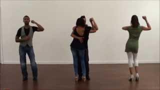 Repeat youtube video apprendre la kizomba, le 3 temps