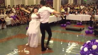 Video [Dance couple] Beautiful in White - King n Queen 's Prom Reply 2010 download MP3, 3GP, MP4, WEBM, AVI, FLV Agustus 2018