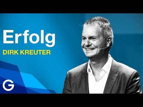 So wirst du erfolgreich – Ein unterschätzter Wachstumsfaktor für Erfolg // Dirk Kreuter