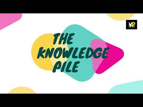 The Knowledge Pile Intro Video