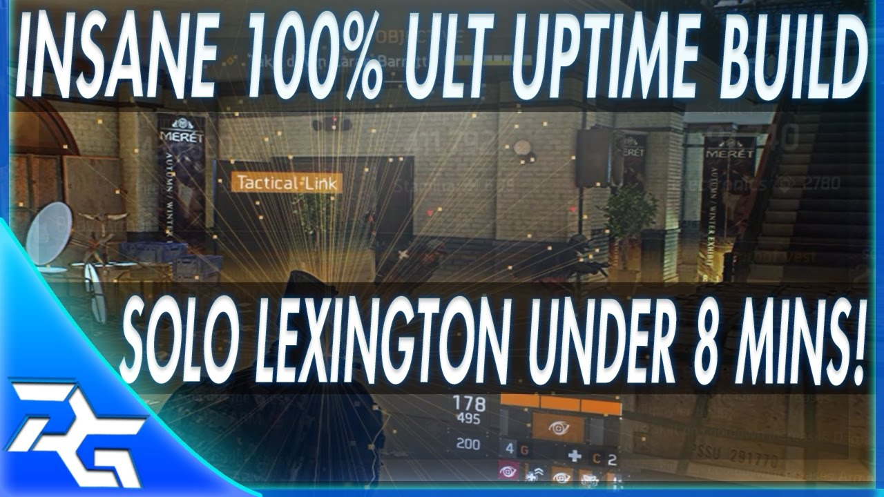 the division 1.7.1 build solo pve guide