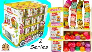 Baixar - Series 2 Full Ice Cream Truck Box Of 48 Num Noms Surprise Blind Bag Cups Stack Challenge Grátis