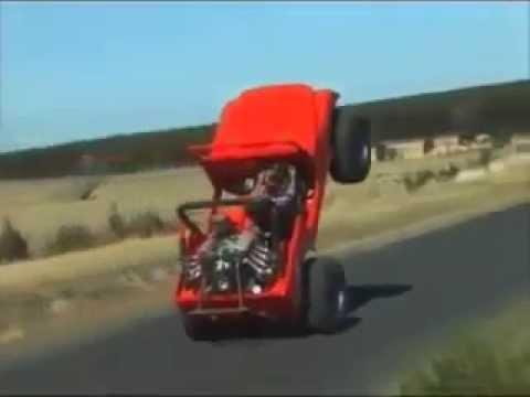 Como empinar um Jeep