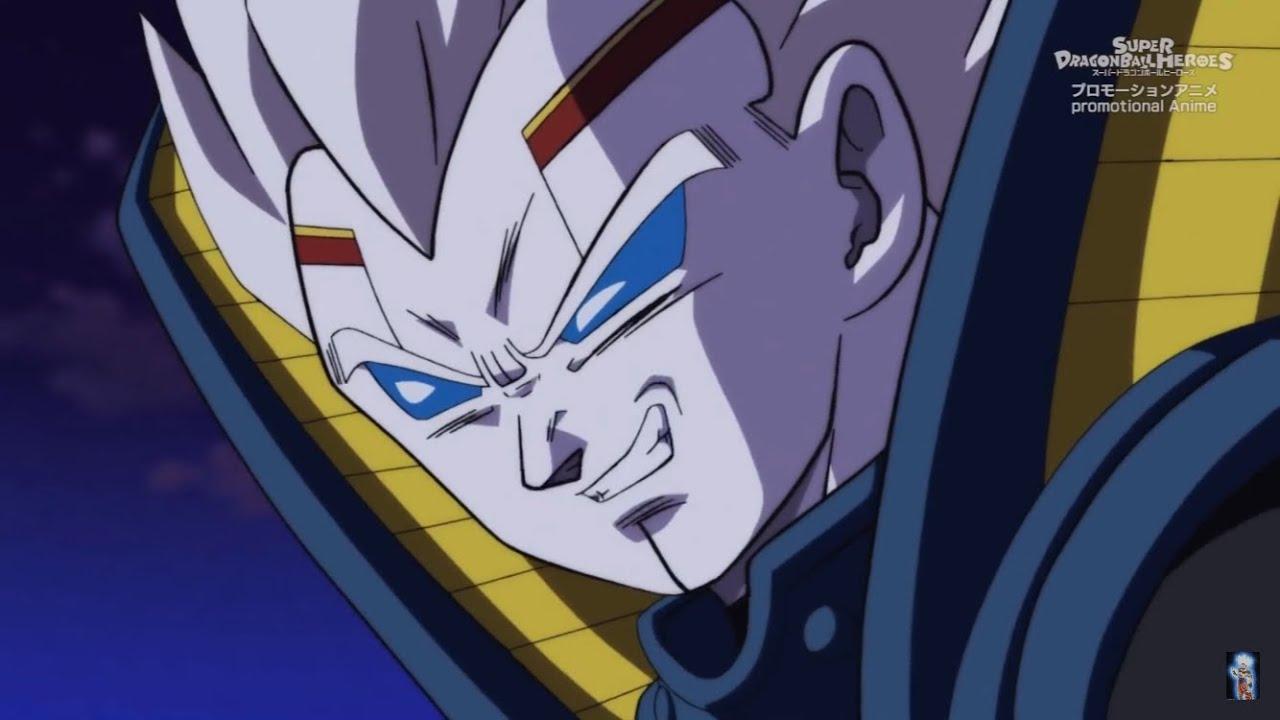 Dragon Ball Heroes Episode 9 Hd Baby Vegeta Returns Youtube