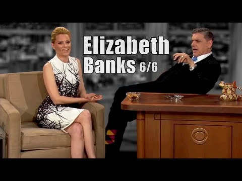 "Elizabeth Banks - ""I Make A Living Using This Mouth"" - 6/6 Visits In Chronological Order [Mostly HD]"