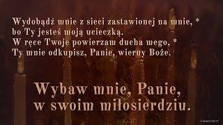 #PsalmResponsoryjny | 20 marca 2019