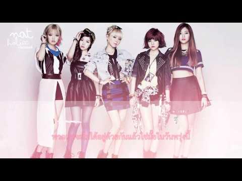 [Thaisub/Karaoke] AOA Black - Without You