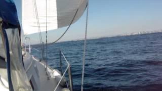 Sailing San Diego Coast Part 1/3