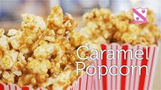 One of InTheKitchenWithKate's most viewed videos: How to make Caramel Popcorn - In The Kitchen With Kate