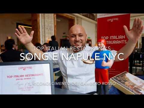 Song 'e Napule NYC, Migliore Pizzeria Al Mondo Secondo Il Gambero Rosso