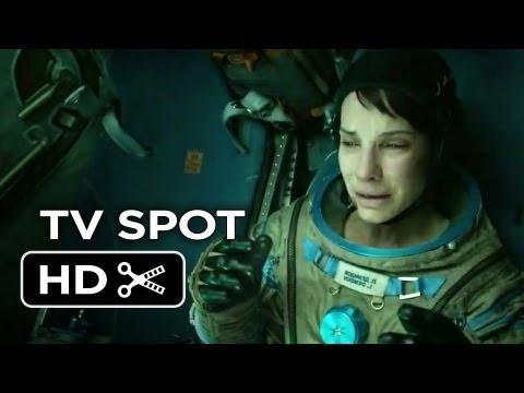 Gravity TV Spot - I'm Really Scared (2013) - Sandra Bullock Movie HD
