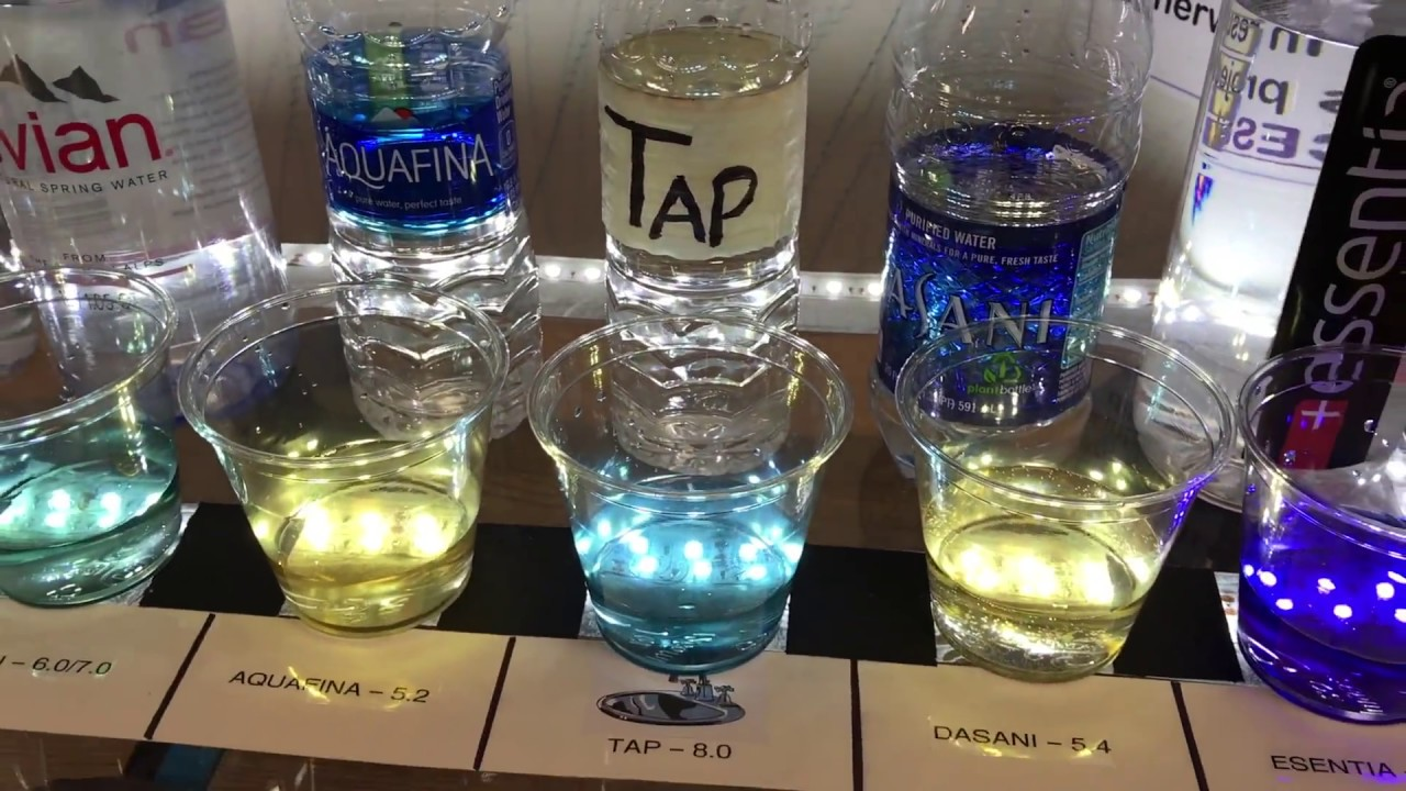 Middle School Science Fair Project Bottled Water