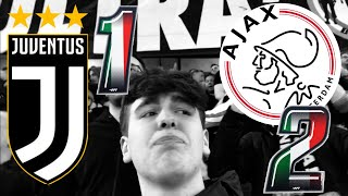 JUVENTUS 1-2 AJAX | LIVE REACTION dall'ALLIANZ STADIUM HD! [VERGOGNA!!]
