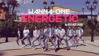 [ Kpop World Festival 2018 SPAIN ] Wanna One (워너원) - 에너제틱 Energetic By Kids Next Door