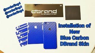 IPhone 6S DBrand Skin Installation