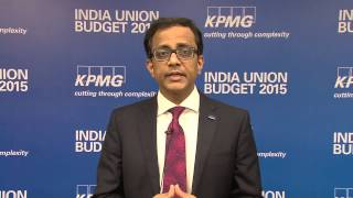 Rohan Phatarphekar, Head-Transfer Pricing, KPMG in India shares his views about #Budget2015