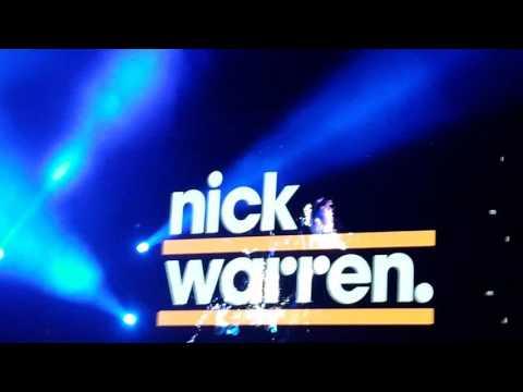 Nick Warren @ The Soundgarden Metropolitano