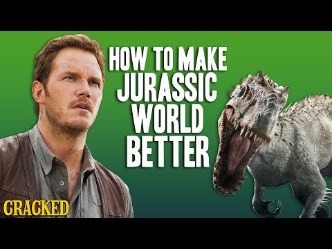 Download Youtube: The Fan Theory That Fixes Jurassic World