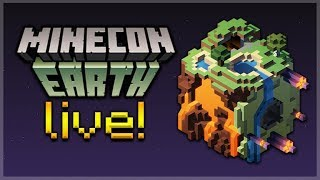 LIVE MINECON EARTH 2017 - NEW UPDATES, NEW MOBS & NEW FEATURES (FULL SHOW)