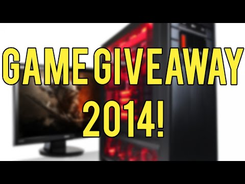 Game Giveaway 2014! With TekTick! [CLOSED]