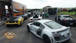 FASTEST SUPERCARS IN THE WORLD at KOTS TEXAS INVITATIONAL!