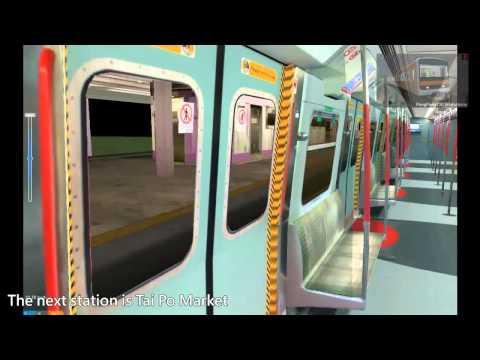 Night of Rail MV