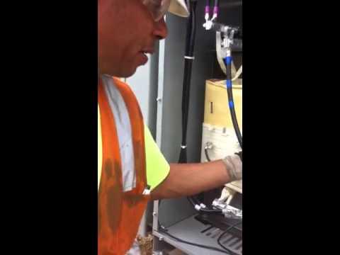 Grounding a Transformer on