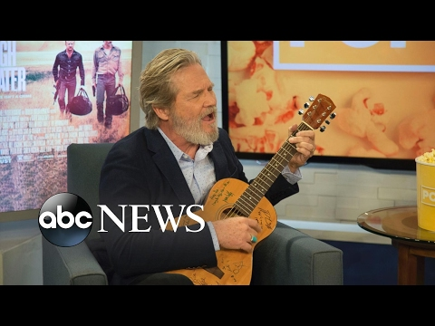 Jeff Bridges Sings 'I Don't Know' From 'Crazy Heart'