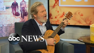 Jeff Bridges Sings 'I Don't Know' From 'Crazy Heart' Free HD Video