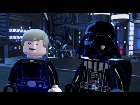 LEGO: Star Wars - The Force Awakens [THE BATTLE OF ENDOR] - Part 1 - PS4
