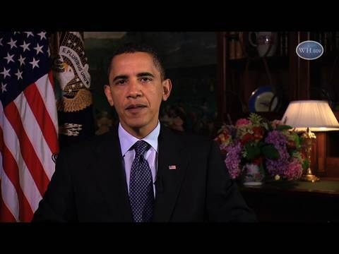 President Obama Gives Ramadan Message