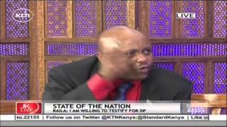 Tonny Gachoka: Prayer rallies for DP William Ruto are a big joke