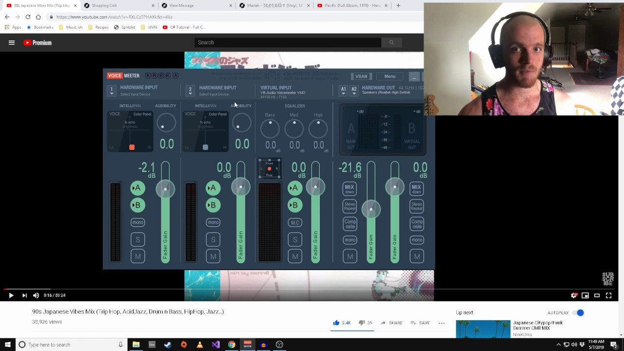 (2019) How To Capture Windows Sound Card Audio Output in High Quality