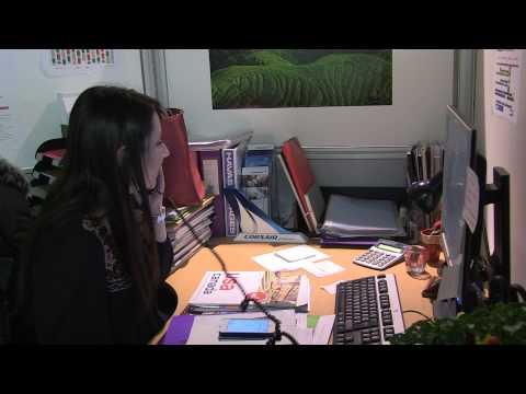 Interview au comptoir : reportage chez Havas Voyages Paris 5