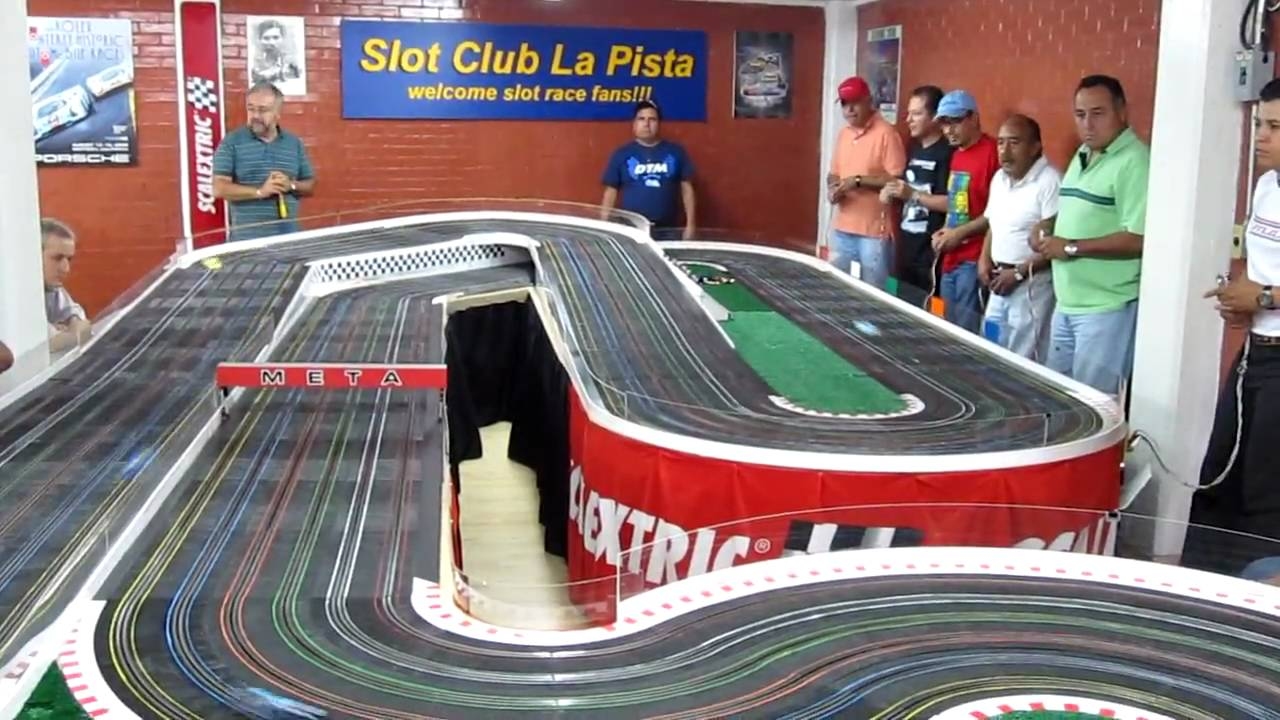 Slot racing club how to calculate roulette