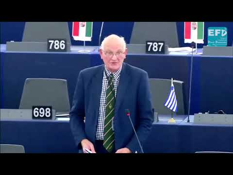 Political Correctness causing enormous damage to the safety of women - Stuart Agnew MEP