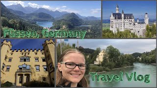 Füssen, Germany | Travel Vlog