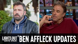 Ben Affleck's Available, Everybody (feat. Kevin Nealon) - Lights Out with David Spade