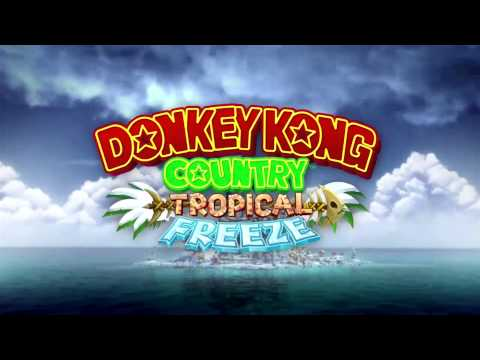 Level 6-5: Forest Folly - Donkey Kong Country: Tropical Freeze - Music