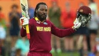 Chris Gayle Fastest Centuty 101 Runs in 22 balls in T20 Cricket   YouTube